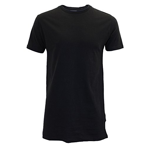 Brave Soul Herren T-Shirt * Schwarz