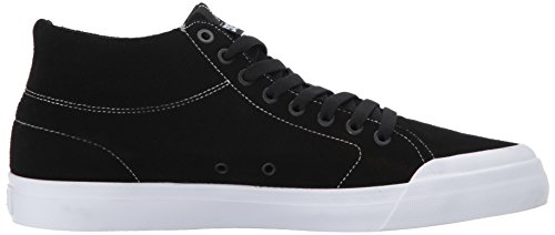 DC Mens Evan Smith Hi Zero Skate Shoe Black/White