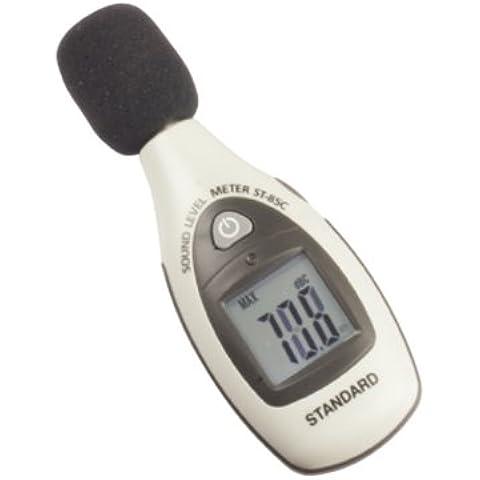 Mini-Fonometro digitale, ponderazione, tipo A, per musica & human audizione (Fonometro Ponderazione)