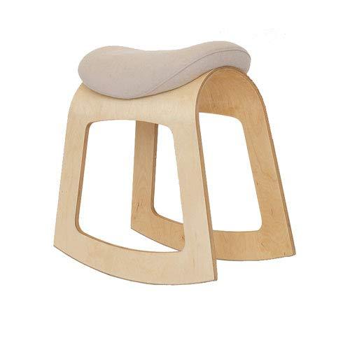 Muista Active Chair Aktivstuhl, Bürostuhl, Schreibtischstuhl, Bürohocker, Schaukelstuhl, ergonomischer Stuhl, Drehstuhl, Schaukelhocker, rückenfreundlich, Musikerstuhl, CelloStuhl