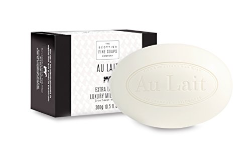 The Scottish Fine Soaps au Lait Gros Savon de Lait 300 g