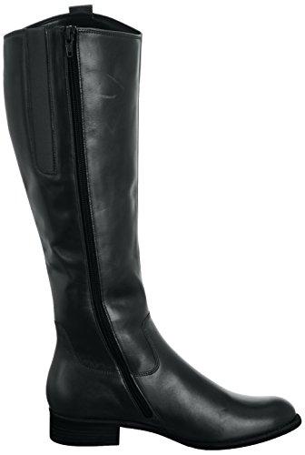 Gabor Shoes Gabor, Stivali donna Nero (Schwarz (schwarz 27))