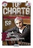 Top Charts 59 mit Playback CD: Die Noten der aktuellsten und größten Hits in einem Heft: Standing Still - Euphoria - Little Talks - Drive By - Heart Skips A Beat - Friends