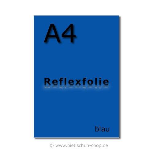 orafol-reflexfolie-a4-blau-reflektierend-selbstklebend