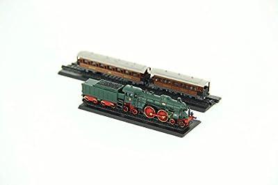 Atlas Editions Modell - Minitrans - der Orient-Express als aufwendige Mini-Modelleisenbahn! OVP von Atlas
