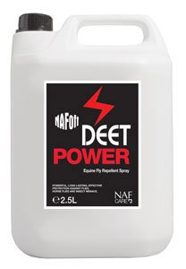 NAF Unisex's Off Deet Power Fly Repellent Spray Refill, Clear, 2.5 kg 1