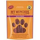 Pet Munchies Duck Strips Dog Treats, 100 g