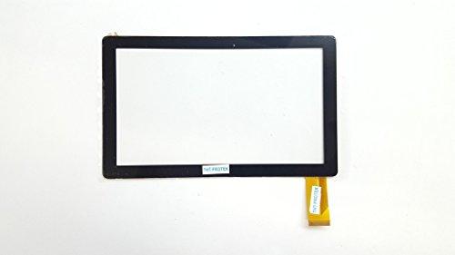 Schwarz Touchscreen Digitizer Glas komp. Mit DGM T-704S 7 Inch Tablet PC