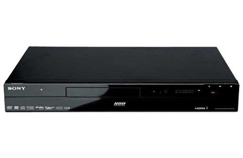 Sony RDR-DC205 Lecteur / Enregistreur DVD Disque dur 250 Go Tuner TNT HDMI USB Noir