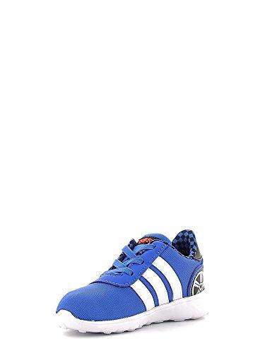adidas Lite Racer Inf, Scarpe da Ginnastica Unisex – Bambini Blu (Azul/Ftwbla/Rojsol)
