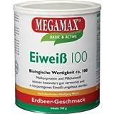 EIWEISS 100 Erdbeer Megamax 750 g Pulver