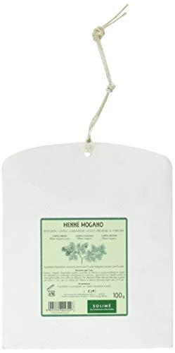 Hennè mogano naturale 100 g - prodotto erboristico made in italy