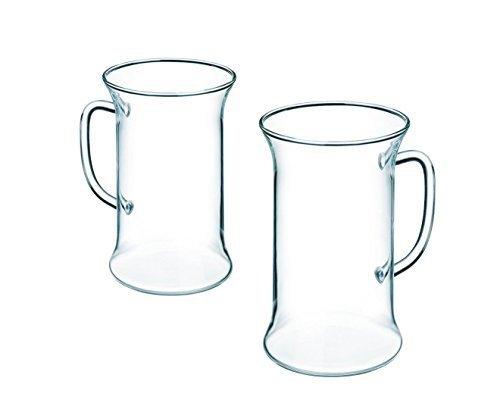 Simax Glassware 2202/6 Irish Coffee Tea Glass, Clear, Set of 6 by Simax Glassware