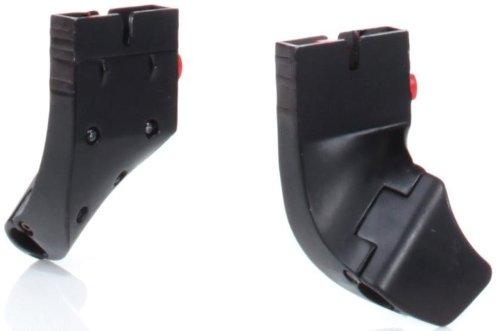 Preisvergleich Produktbild ABC Design 9107900Avito Adapter für Kinderwagen, schwarz