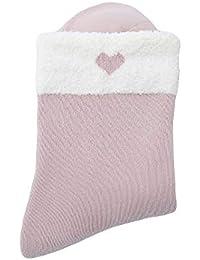 Sylar Calcetines Mujer Termicos Invierno Barato Grueso Suave Casual Más Terciopelo Simple Calcetines Cómodos Caliente Deporte