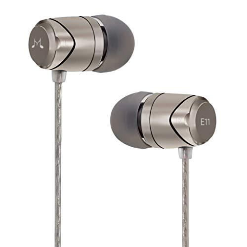 SoundMAGIC E11 Silver Edition - Premium In-Ear Kopfhörer …