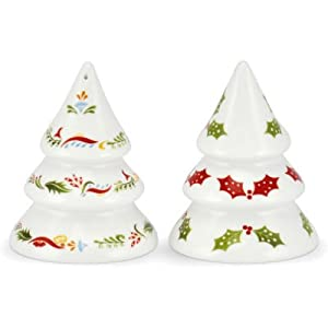 Christmas Wish Salt & Pepper Shaker Set by Portmeirion