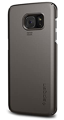 Samsung Galaxy S7Edge Housse de Spigen [Thin Fit] passgenaues Premium Coque PC Coque/Étui fin Housse/Coque pour Samsung Galaxy S7Edge Case, Samsung Galaxy S7Edge Cover, Samsung S7Edge Case, Samsung S7Edge Cover