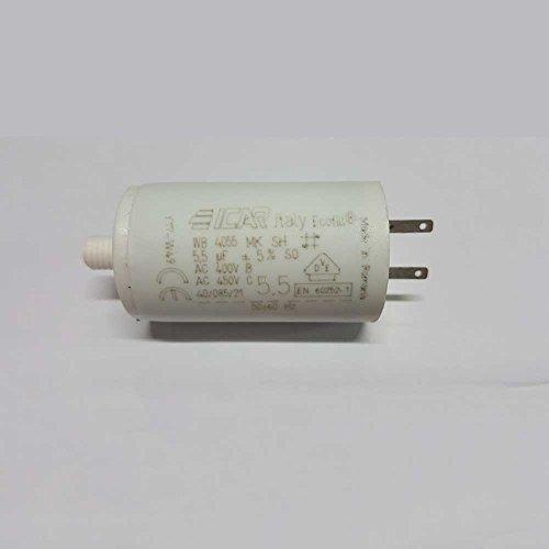 Condensateur 5.5 µF pour volet roulant SOMFY