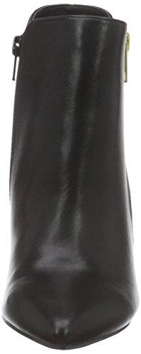 Blink Bnew-bernice-zl, Chaussures à talons - Avant du pieds couvert femme Noir - Noir (01)