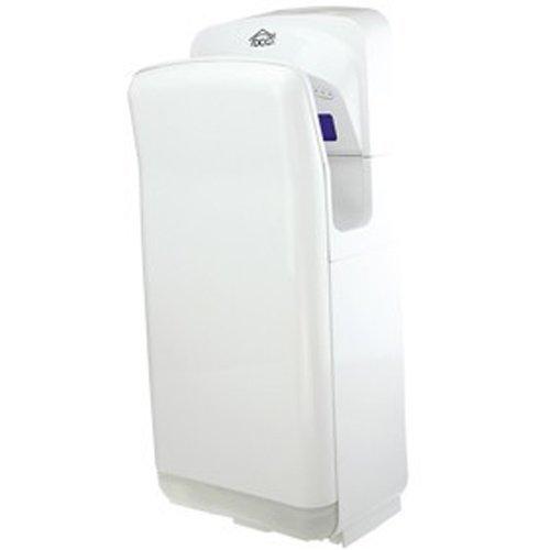 DCG - B017V3P06M - Secador de manos eléctrico, 1900W, color blanco