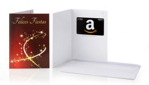 Tarjeta Regalo Amazon.es - €150 (Tarjeta de felicitación Felices Fiestas)