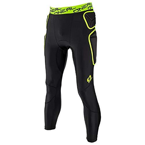 O\'NEAL Trail Pant MX MTB Protektorenhose lang schwarz/gelb 2020 Oneal: Größe: L (52/54)