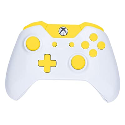 Xbox One Custom Controller -Arctic Yellow
