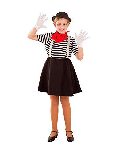 DISBACANAL Disfraz de MIMO para niña - Único, 12 años