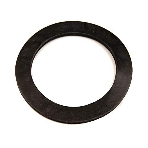 - WC Siphon Schwanz Abgang Waschmaschine Gummi 59.25mm 5,1cm BSP Center - 59.25