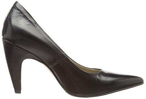Noe Antwerp Norva, Chaussures de  Football femme Noir - Schwarz (NERO 101)