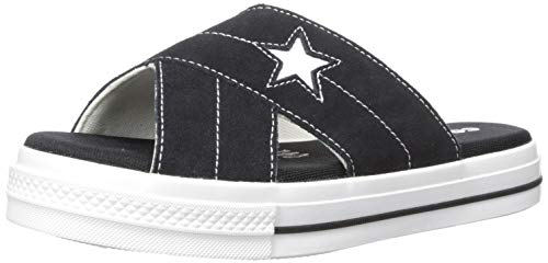 Converse One Star Suede (Converse Women's One Star Suede Slip Sandal)