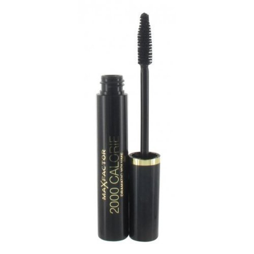 2 x Max Factor 2000 Calorie Dramatic Volume 9ml Mascara - Schwarz - Max Factor-entferner