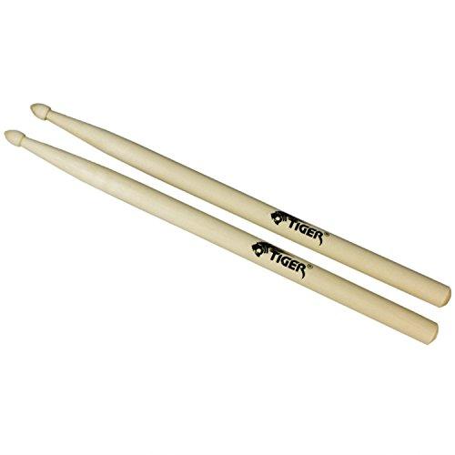 drumsticks kinder Tiger TDA28-WD Stöcke für Schlagzeug - für Kinder