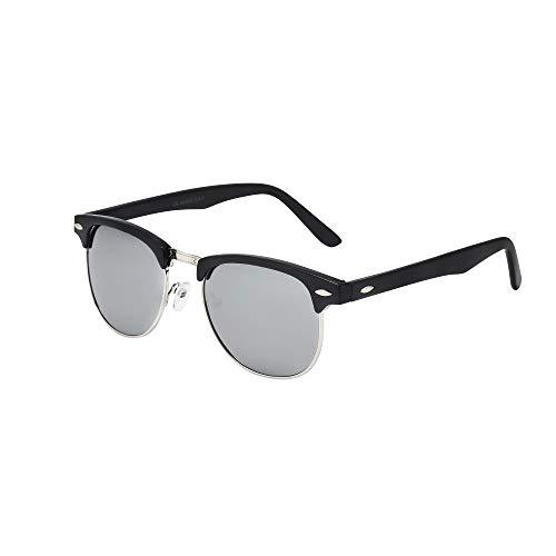 Unisex Retro Sonnenbrille Design - UV 400 - verschiedene Farben