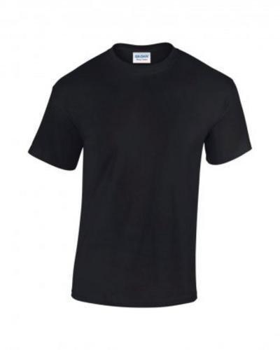 gildan-t-shirt-a-manches-courtes-homme-2xl-noir