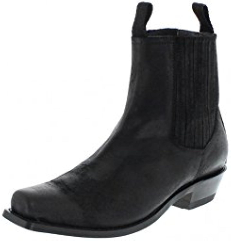 Sendra Boots Stiefel JONAS Chelsea Boot Fashion StiefeletteSendra Boots Stiefel Schwarz Stiefelette