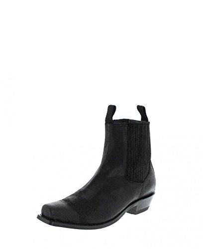 sendra-boots-stivali-chelsea-uomo-nero-nero-48-eu