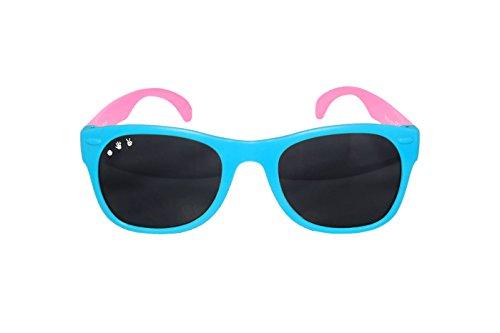 Roshambo Baby Shades 0-2Jahre 100% UVA / UVB Schutz Komplett unzerbrechliche Sonnenbrille in vielen Farben erhältlich ... Toddler Unbreakable Sunglasses (FRESH)