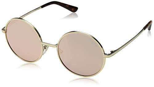 Vogue Eyewear Damen 0VO4085S 848/4Z 50 Sonnenbrille, (Pale Gold/Greymirrorrosegold)