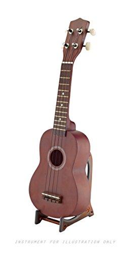 K&M 15550 Wooden Violin/Ukulele Stand