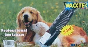 Macchina tosatrice professionale per cani/Tosacane 30W con lama di ricambio (Cod.:2887)