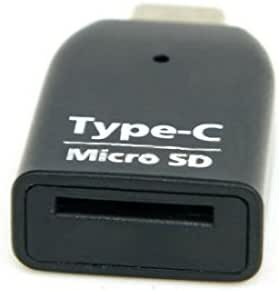 System S Usb 3 1 Typ C Adapter Für Microsd Sdhc Sdxc Elektronik