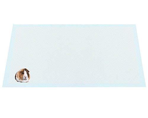 Pulse Brands Super Saugfähige Einweg-Käfig Liners-14Zählen für Kleine Tiere-Meerschweinchen, Katzen, Igel, Hamster, Chinchillas, Kaninchen, Reptilien und Andere Kleine Tiere - Hamster Super Käfig