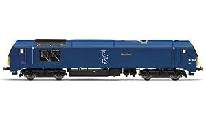 Hornby R3388TTS Caledonian Sleeper Class 67 004 Cairn Gorm (DCC-Sound)