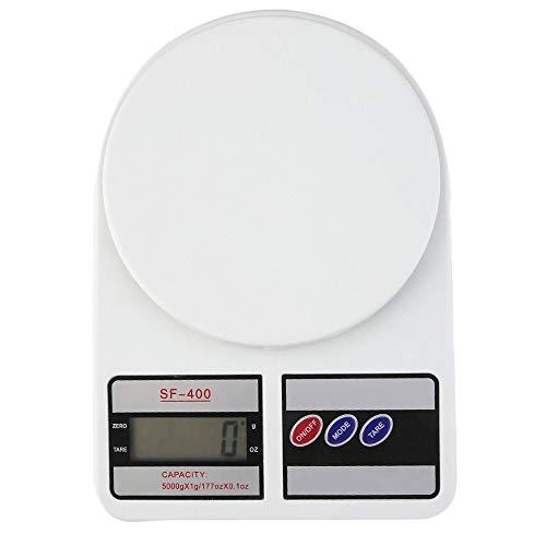 YAJAN-KitchenScales Digitale Küchenwaage elektronische elektrische Küche Werkzeug LCD-Monitor Multifunktions-elektrische hochpr zise Lebensmittelmessung Küche Haushalt Wohnen