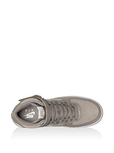 Nike Herren 315123-204 Basketball Turnschuhe Grau