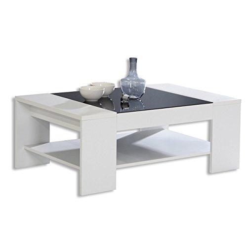 mit Ablage, Holz, Weiß, 120 x 71 x 45 cm ()