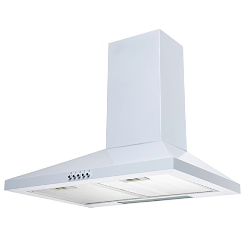 Sia Chl61wh 60cm Chimney Cooker Hood Kitchen Extractor Fan In White 3e84835db9 M78iyghntr