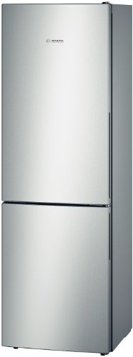 Bosch KGV36VL32S freestanding 307L A++ Stainless steel fridge-freezer - Fridge-Freezers (307 L, SN-T, 7 kg/24h, A++, Fresh zone compartment, Stainless steel)